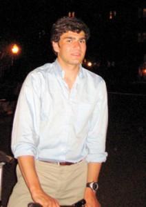 Scott MacPherson Stapleton, 1/13/1983 - 7/24/2008